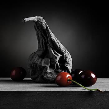 Gray Variations - Ages by Ovidiu Bastea
