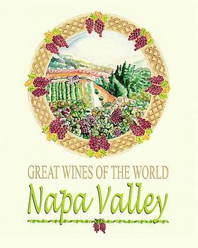 Great Wines Of The World -Napa Valley by John Keaton