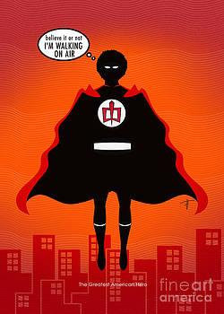 Greatest American Hero by Tomatoskin Kam