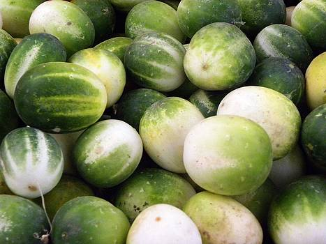 Green Apple by Sachin Manawaria