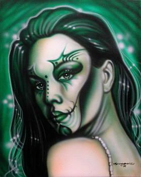 Green Beauty by Tim  Scoggins
