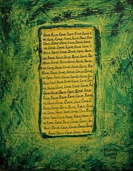 Green Love by Joanna Marouli