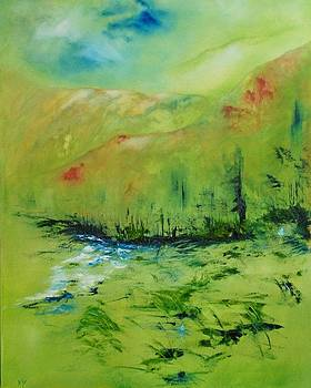 Green Valley by Larry Ney  II