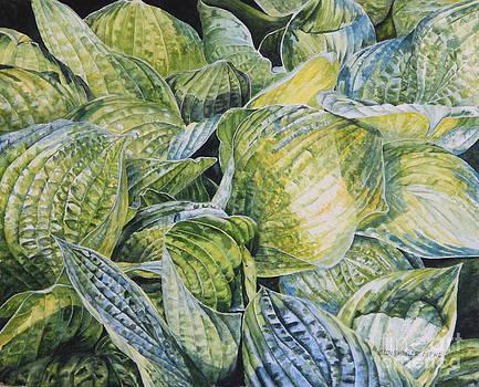 Green With Envy by Helen Shideler