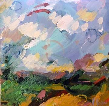 Greener Pastures by Marianne  Gargour