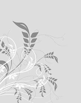 Svetlana Sewell - Grey Swirl