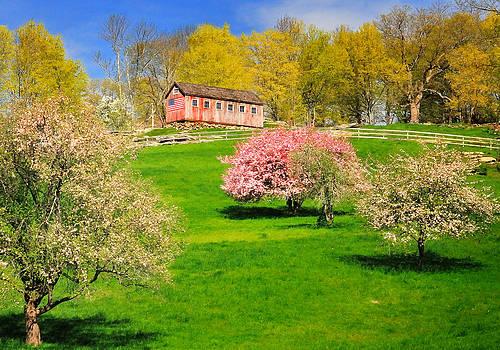 Thomas Schoeller - Greyledge Farm Overlook - A Connecticut scenic
