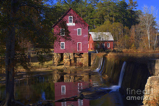 Grist Mill  by Curtis Brackett