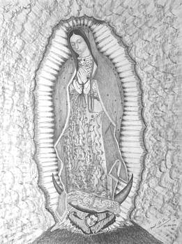 Guadalupe by Miguel Rodriguez