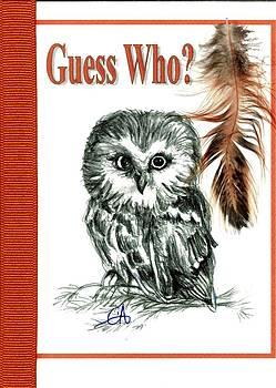Guess Who by Carol Allen Anfinsen