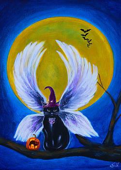 Diana Haronis - Halloween Cat