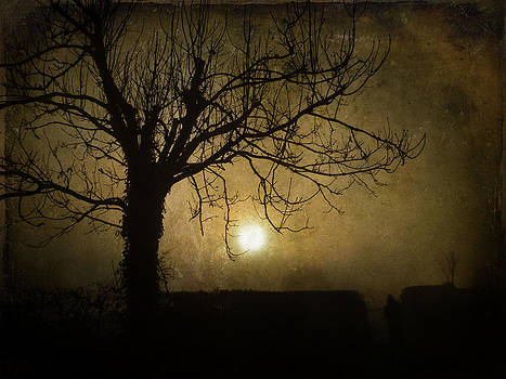 Halloween Sunset by Sarah Couzens