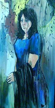 Halo Woman by Fareeha Usman