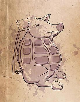Joe Dragt - Ham-grenade