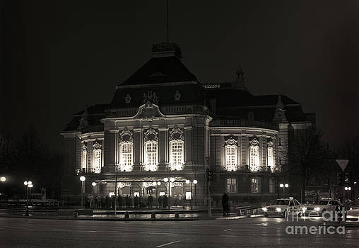 Hamburg theater Germany by Sergey Korotkov