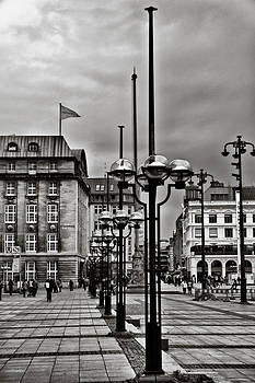 Hamburg Walk by Edward Myers