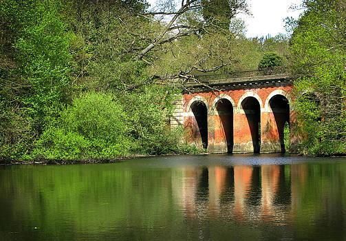 Hampstead Heath Viaduct by Kelsey Horne