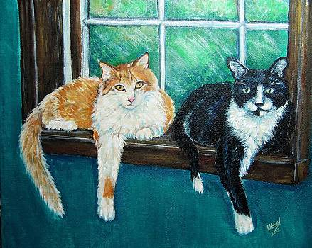 Hang Out For Two by Pam Utton