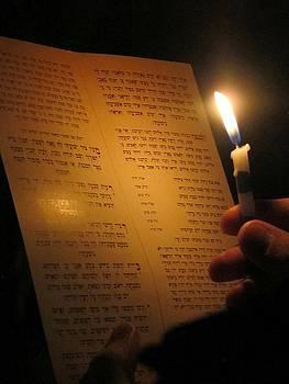 Hanukkah By Candlelight by Tia Anderson-Esguerra