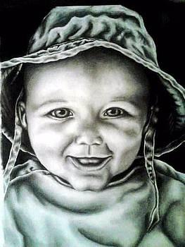 Happy Baby by Ashley Warbritton