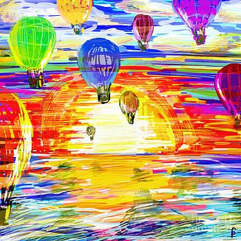Happy Balloons by MURUMURU By FP