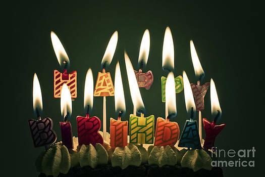 Happy Birthday by Catherine MacBride