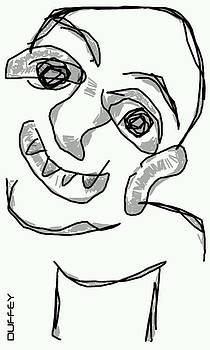 DOUG  DUFFEY - HAPPY CAMPER
