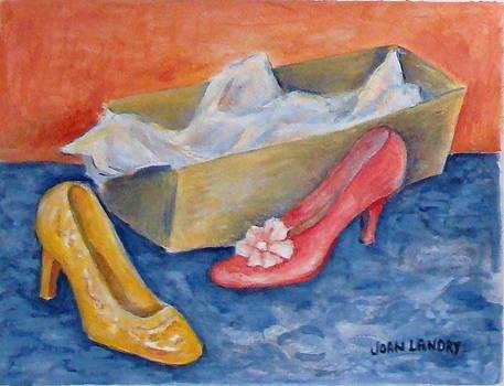 Happy Feet by Joan Landry