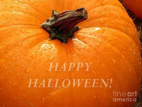 Happy Halloween by Jennifer Jeffris