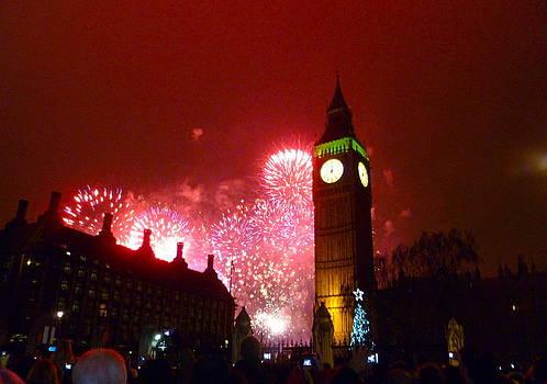 Yvonne Ayoub - Happy New Year London
