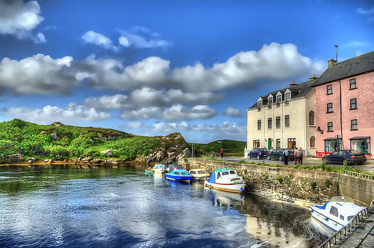 Harbour Life by Kim Shatwell-Irishphotographer