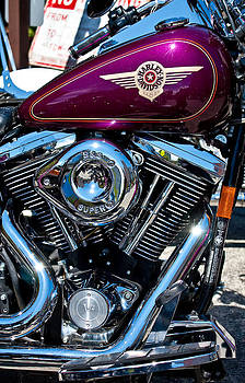 Harley Chrome by Aidan Minter