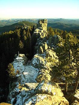 Harney Peak by Gloriana Hernandez
