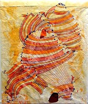 Harp 1 by Vicky Shaffer White