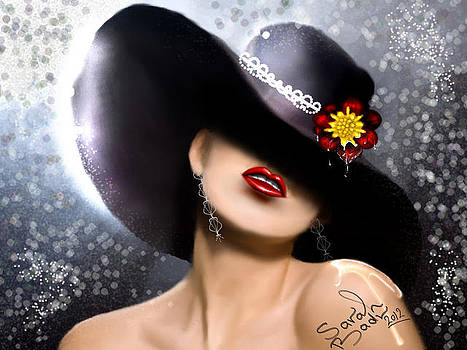 Hat Lady by Sarah Badr