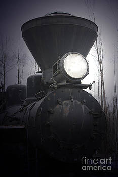 Haunted by Rails by C E Dyer