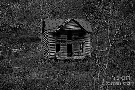 Haunted Mountain House by Tom Carriker