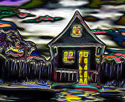 Haunted On The Bayou by Karen Conine