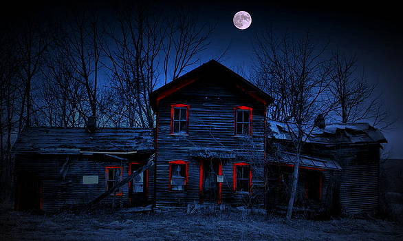 Emily Stauring - Haunted Red
