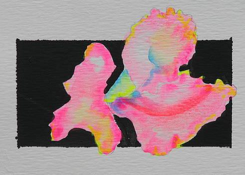 Hawaiian Orchid by Peggy Mars