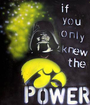 Jon Baldwin  Art - Hawkeye Power