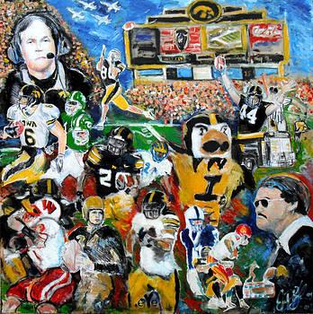 Jon Baldwin  Art - Hawkeye Tradition