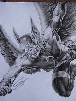 Hawkman by Luis Carlos A