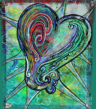 Heart Chakra by Dre Irey