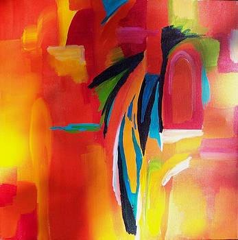 Heat Wave I by Jane Robinson
