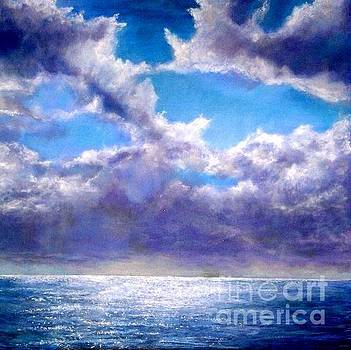 Heaven in the Sky and Sea by Marie-Line Vasseur