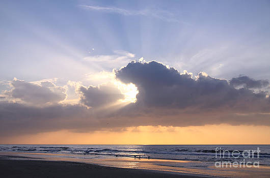 LHJB Photography - Heavenly rays of light