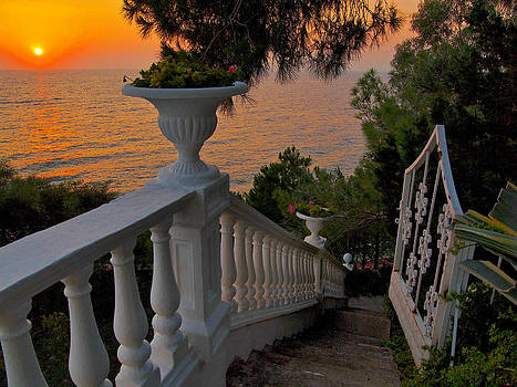 Heavenly View  by SM Shahrokni