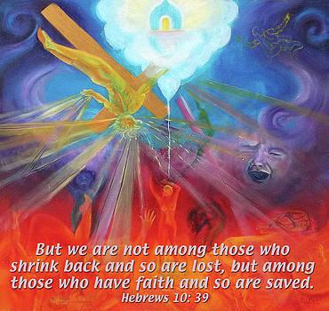 Anne Cameron Cutri - Hebrews 10 39