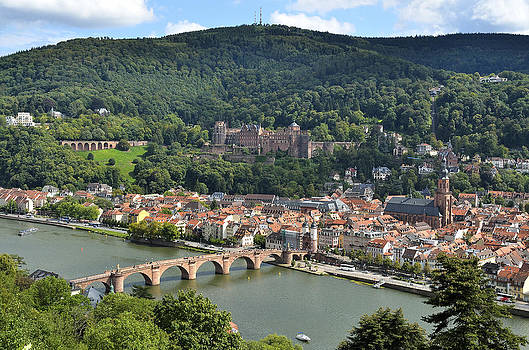 Heidelberg by Travel Images Worldwide